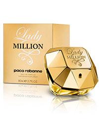 ادکلن Lady million