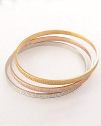 دستبند النگویی Versace