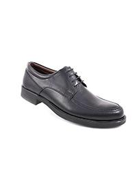 کفش مردانه چرم بندی مدل 7112D