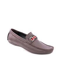 کفش کالج چرم مردانه مدل 7116B