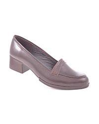 کفش چرم زنانه مدل 5129A