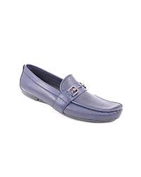 کفش کالج چرم مردانه مدل 7116D