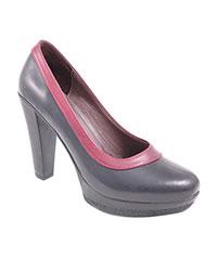 کفش زنانه چرم مدل 5124B