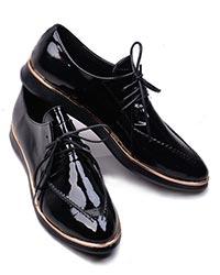 کفش زنانه ورنی مدل 1112 - شیکسونکفش ورنی خوش پوش .
