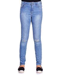شلوار جین زنانه مدل 8544