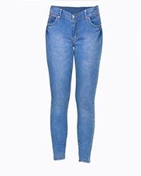 شلوار جین زنانه مدل 6102
