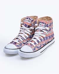 کفش زنانه طرح آل استار مدل 8859