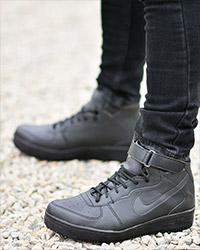 کفش نیم بوت مردانه طرح Nike مدل 10222