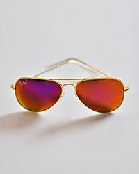 عینک مردانه طرح Ray Ban مدل 3024