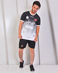 تی شرت و شلوارک پرسپولیس مدل 5781