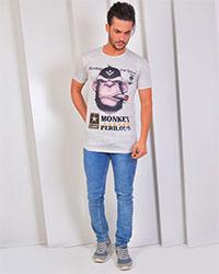 تی شرت مردانه مدل 4094