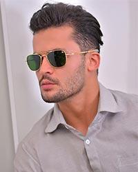 عینک مردانه مدل 9639