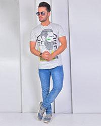 تی شرت مردانه مدل 9421