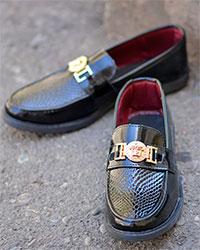 کفش کالج مردانه مدل 1250