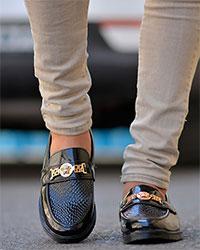 کفش کالج مردانه مدل 1252