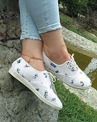 کفش دخترانه طرح مانا مدل 7012