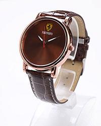ساعت مردانه طرح Ferrari مدل 0158