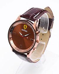ساعت مردانه طرح Ferrari مدل 0159