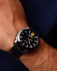 ساعت مردانه طرح Ferrari مدل 0151