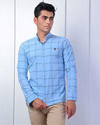 پیراهن مردانه چهار خانه مدل 0792