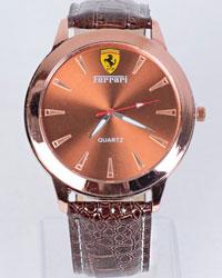 ساعت مردانه طرح Ferrari مدل 0145
