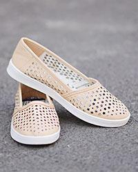 کفش دخترانه روژان مدل 0894