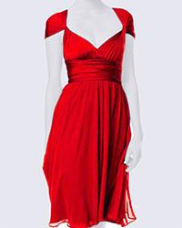 پیراهن ماریانا مدل 0258