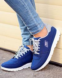کفش ورزشی زنانه طرح Skechers مدل 0576