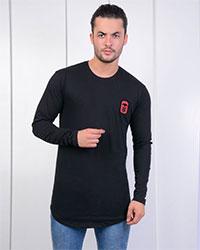 تی شرت مردانه long مدل 0563