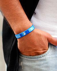 دستبند هواداران استقلال مدل8515
