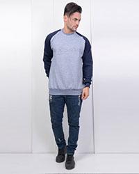 تی شرت پاییزه سایز بزرگ مدل 0434