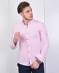 پیراهن مردانه چهارخانه مدل 0393