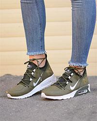 کفش ورزشی زنانه طرح Nike مدل 0356