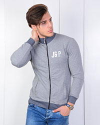 سوئیشرت مردانه طرح J&P مدل 0364