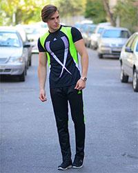 ست ورزشی مردانه طرح adidas مدل 0331