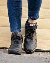 کفش ورزشی دخترانه طرح NIKE مدل 1247