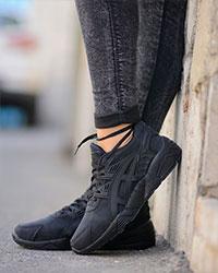 کفش ورزشی زنانه طرح asics مدل 0664