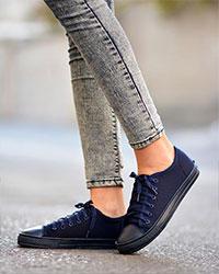 کفش دخترانه طرح ALL STAR مدل 1244