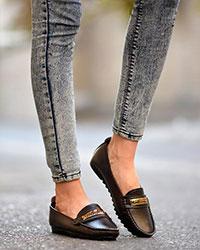 کفش زنانه طرح versace مدل 1009