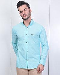 پیراهن مردانه طرح دار مدل 0947
