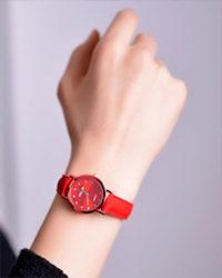 ساعت دخترانه طرح walar مدل 9585