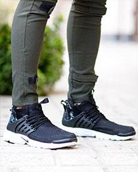 کفش نیم بوت طرح PRESTO مدل 0995