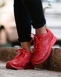 کفش ورزشی طرح puma مدل 0246