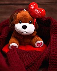 عروسک سگ papo مدل 5555