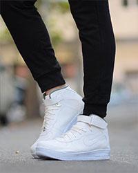 نیم بوت مردانه طرح Nike Force مدل 0445