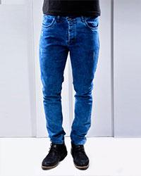 شلوار جین مردانه مدل 0760