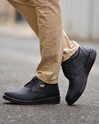کفش نیم بوت مردانه مدل 0702