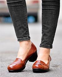 کفش زنانه پاشنه دار مدل 0697