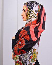 روسری نخی مدل 3522