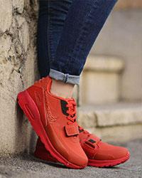 کفش ورزشی دخترانه مدل 7766